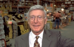 Home Depot co-founder Bernie Marcus.  (Getty Images)