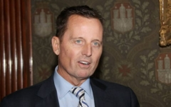 Richard Grenell, former Acting Director of National Intelligence. (Getty Images)