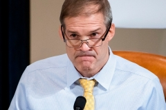 Rep. Jim Jordan (R-Ohio) (Photo by JIM LO SCALZO/POOL/AFP via Getty Images)