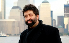 Pastor Jonathan Cahn.  (The Jerusalem Center website.)