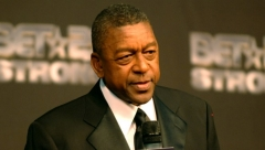 BET co-founder Robert Johnson.  (Getty Images)