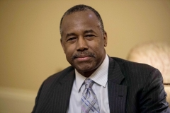 Housing and Urban Development Secretary Dr. Ben Carson (Photo by NICHOLAS KAMM/AFP via Getty Images)