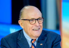 Rudy Giuliani, attorney to President Trump and a former mayor of New York City. (Getty Images)