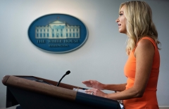 White House Press Secretary Kayleigh McEnany. (Getty Images)