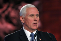 Vice President Mike Pence. (Getty Images)