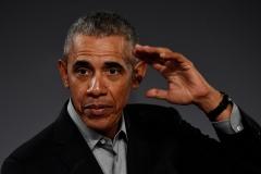 Barack Obama was president during the swine flu epidemic. (Photo credit: JOHN MACDOUGALL/AFP via Getty Images)