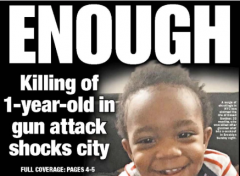 The New York Post cover on July 14 (Photo: Screen capture)