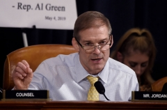 Rep. Jim Jordan (R-Ohio) (Photo by OLIVIER DOULIERY/AFP via Getty Images)