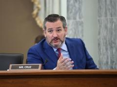 Sen. Ted Cruz (R-Texas) (Photo by JONATHAN NEWTON/POOL/AFP via Getty Images)