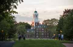 Featured is the Harvard University campus. (Photo credit: Brooks Kraft/Corbis via Getty Images)