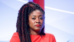 Black Lives Matter Co-Founder Alicia Garza.  (Getty Images)