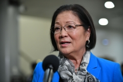 Sen. Mazie Hirono (D-Hawaii)    (Getty Images)