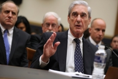 Former Special Counsel Robert Mueller testified before the House Judiciary Committee on July 24, 2019. (Photo by CHIP SOMODEVILLA/AFP via Getty Images)