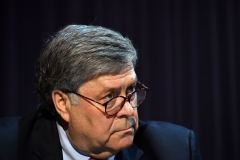 Attorney General William Barr (Photo by Nicholas Kamm/AFP via Getty Images)