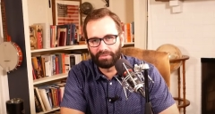 Matt Walsh talks about left-wing indoctrination. (Photo credit: YouTube/The Daily Wire)