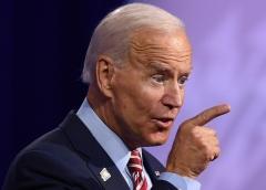 Democratic presidential candidate Joe Biden.  (Getty Images)