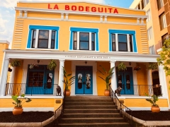 La Bodeguita de Mima in Louisville, Ky., owned and operated by Fernando Martinez. (Getty Images)