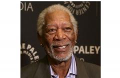Academy Award winning actor Morgan Freeman.  (Getty Images)