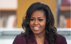 Michelle Obama.  (Getty Images)
