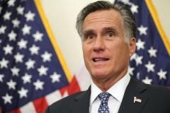 Sen. Mitt Romney (R-Utah)  (Getty Images)