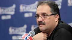 NBA analyst Stan Van Gundy.  (Getty Images)