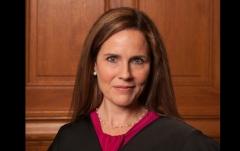 Judge and Supreme Court nominee Amy Coney Barrett.