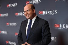 Brian Stelter attends CNN Heroes at the American Museum of Natural History on December 08, 2019 in New York City. (Photo credit: Kevin Mazur/Getty Images for WarnerMedia)
