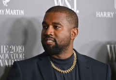 Rapper Kanye West (Photo by ANGELA WEISS/AFP via Getty Images)