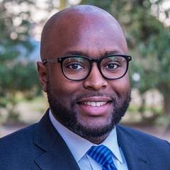 Virginia House Delegate Alex Askew (D-85th District)