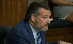 Sen. Ted Cruz (R-Texas)  (C-SPAN)
