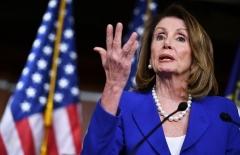 House Speaker Nancy Pelosi (D-Calif.) (Photo by Mandel Ngan/AFP via Getty Images)
