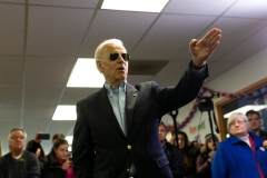 Former Vice President Joe Biden has made some racially-charged remarks that have flown under the radar. (Photo credit: KEREM YUCEL/AFP via Getty Images)