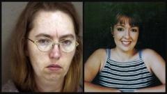 Lisa Montgomery, left, and her victim, Bobbie Jo Stinnett.  (Screenshot)