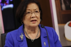 Sen. Mazie Hirono (Photo credit: SHAWN THEW/POOL/AFP via Getty Images)