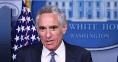Dr. Scott W. Atlas, M.D., member, White House Coronavirus Task Force.  (Getty Images)