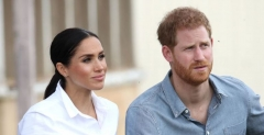 The Duke and Duchess of Sussex, Prince Harry and Meghan Markle. (Getty Images)