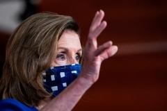 Pelosi Says She'll Run Again for Speaker If Dems Keep the House