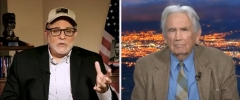 Mark Levin speaks with University of California Santa Cruz professor emeritus John Ellis. (Photo credit: YouTube/TheSlow Play)