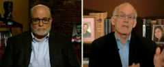 Historian Victor Davis Hanson speaks to Mark Levin. (Photo credit: YouTube/Jay Whitney)