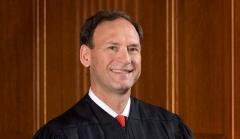 Supreme Court Associate Justice Samuel Alito.  (SCOTUS)
