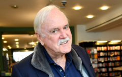 John Cleese, comedian, actor, author. (Getty Images)