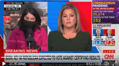CNN reporter Dianne Gallagher, left, and CNN host Brianna Keilar. (Screenshot)