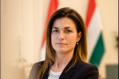 Hungary's Minister of Justice Judit Varga.  (Facebook)