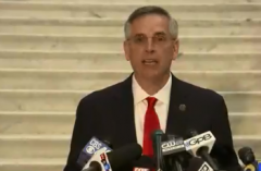 Georgia Secretary of State Brad Raffensperger (Photo: Screen capture)