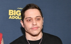 Comedian Pete Davidson. (Photo by Dia Dipasupil/WireImage/Getty)