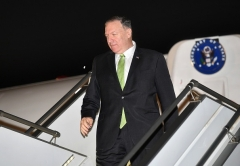 Secretary of State Mike Pompeo plans to deliver a speech in Atlanta, Georgia on Wednesday. (Photo by Mandel Ngan/AFP via Getty Images)