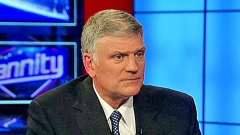 Rev. Franklin Graham.   (Screenshot, FNC)