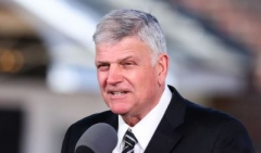 Rev. Franklin Graham.  (Getty Images)
