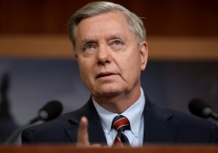 Sen. Lindsey Graham (R-S.C.) (Photo by Win McNamee/AFP via Getty Images)