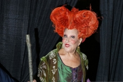 Bette Midler at her annual Hulaween Bash, New York City, Oct. 28, 2016. (Photo by Rebecca Smeyne/Getty Images)